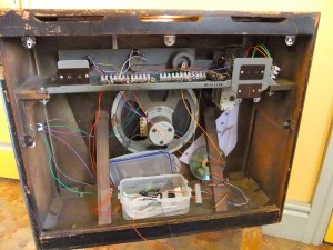 Radio Arduino Classic Insides Back