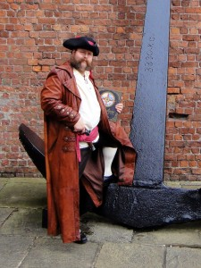 Mycroft Milverton Pirate Albert Dock