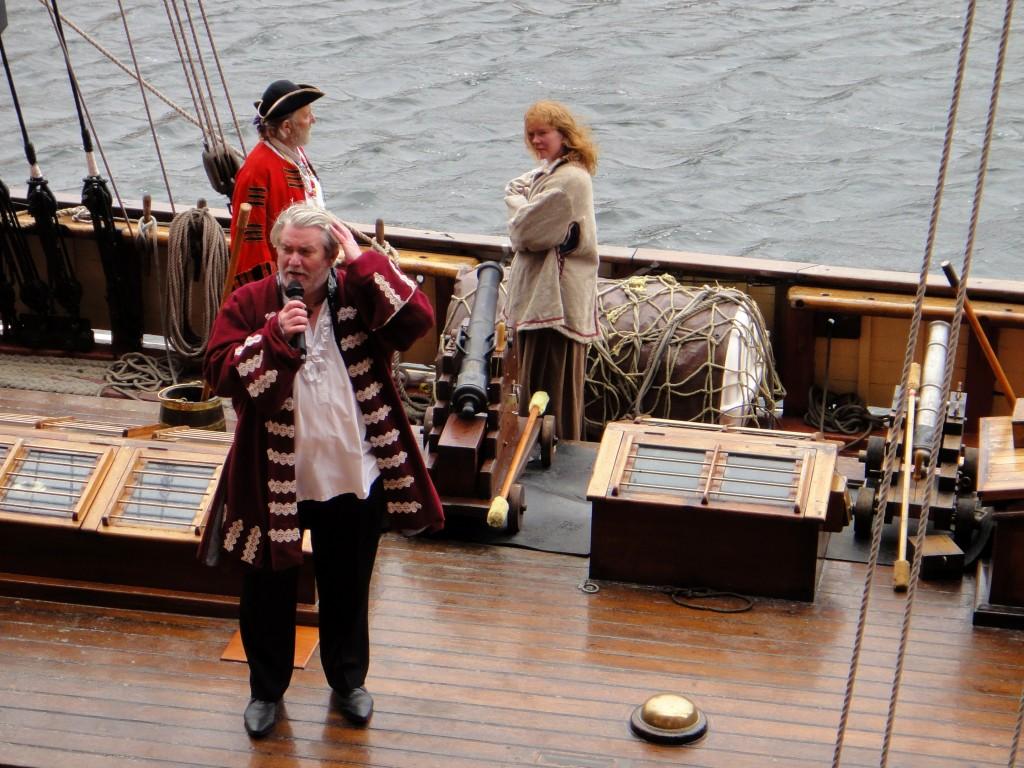 Zebu Pirate Albert Dock